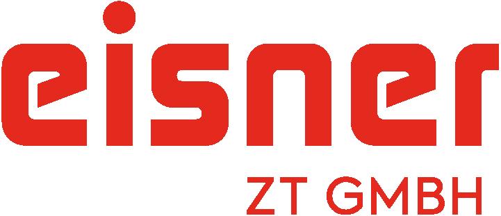 Logo der Eisner ZT GmbH in rot