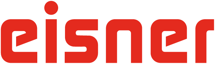 Logo Eisner in rot