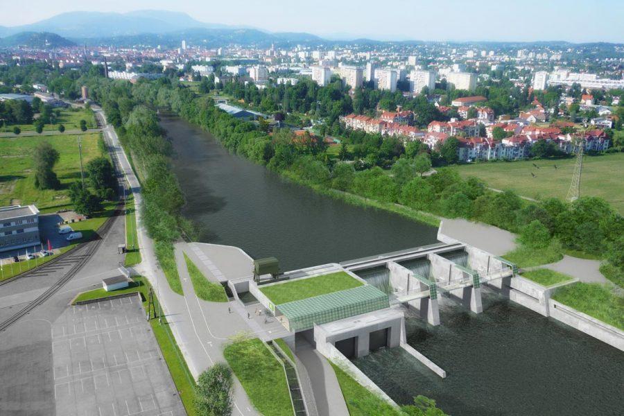 Murkraftwerk Graz