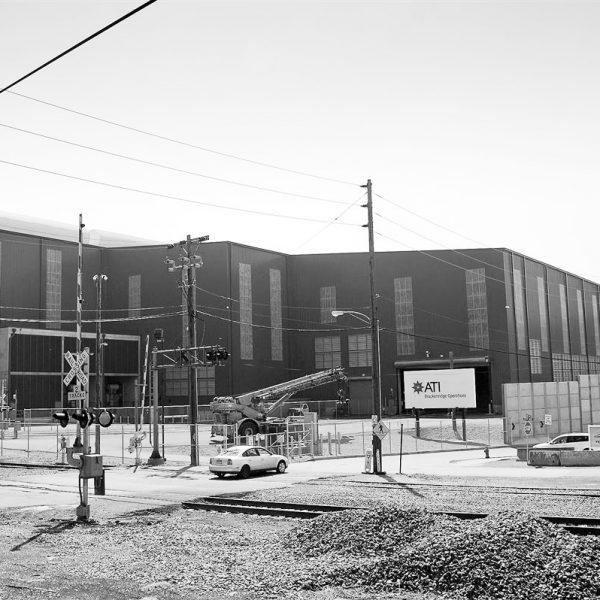 Stahlwerk Allegheny, USA 2