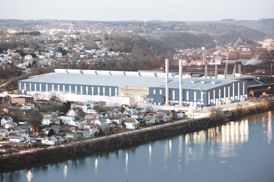 Stahlwerk Allegheny, USA 5