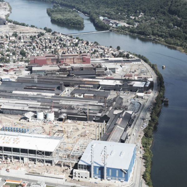 Stahlwerk Allegheny, USA 4