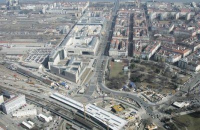 Bahnhof Wien Nord 2