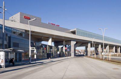 Umbau Bahnhof Stadlau
