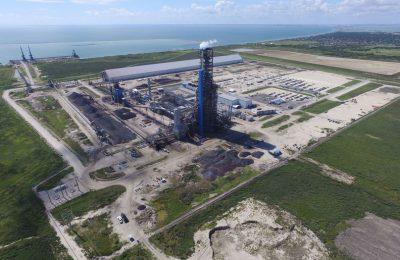 Stahlwerk Corpus Christi, Texas 1