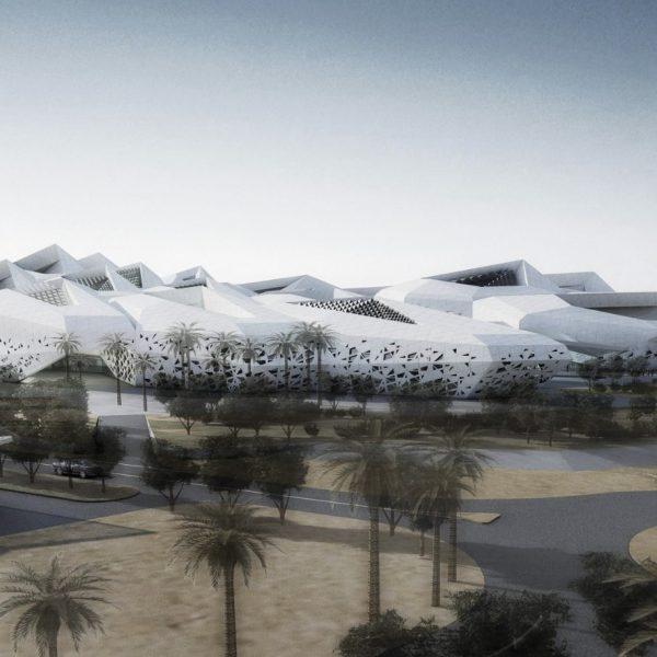 Erdölforschungszentrum Kapsarc, Saudi Arabien 1