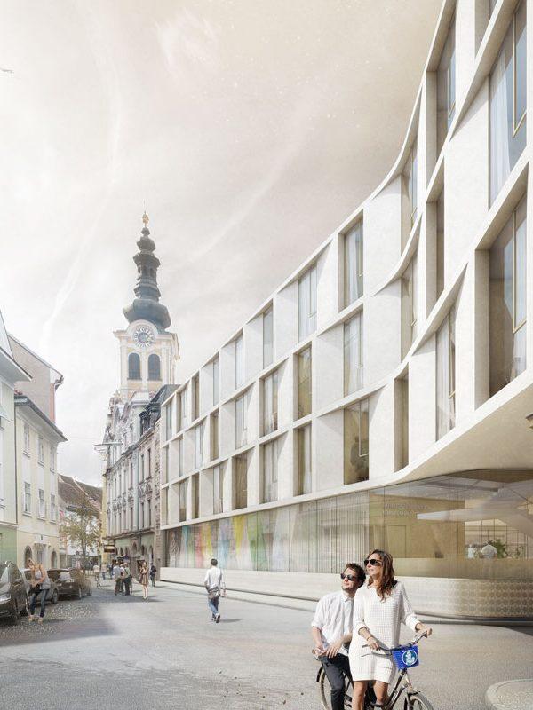 Krankenhaus Barmherzige Brüder Graz 2