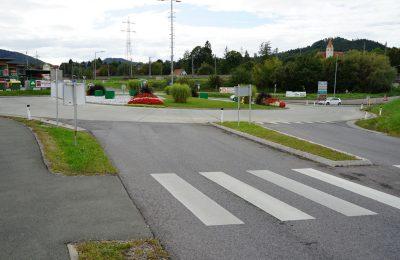 Kreisverkehr L302 Judendorfer Straße 2