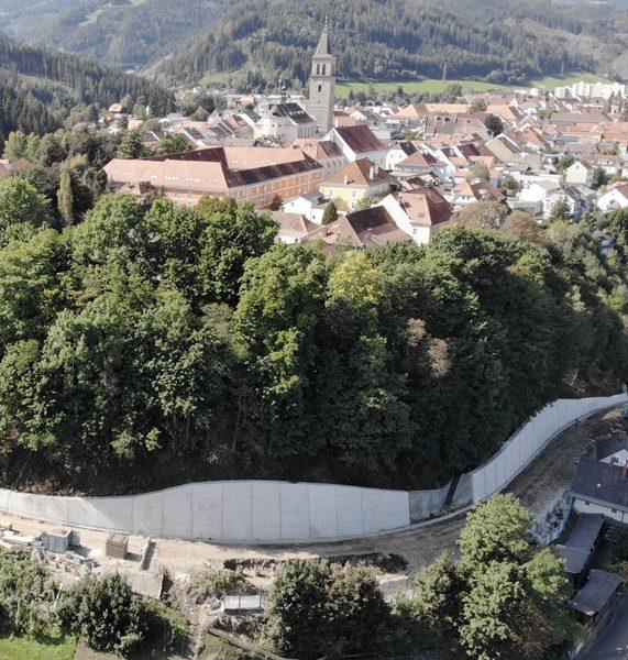 Rampe Landtorberg, B77 1