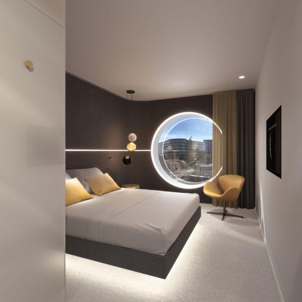 Hotel MOOONS, Wien 10