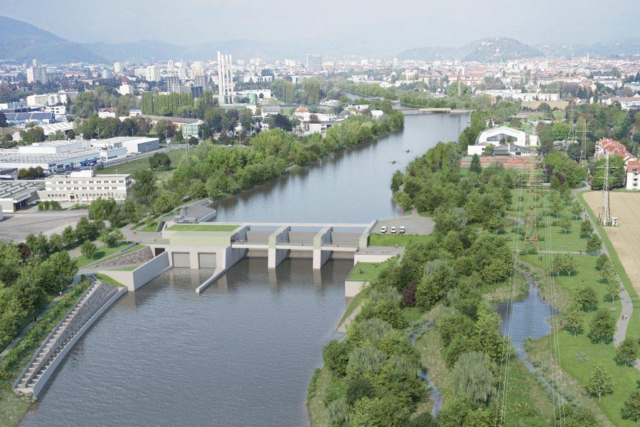 Murkraftwerk Graz 7