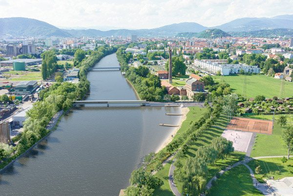 Murkraftwerk Graz 1