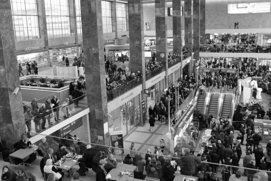 Westbahnhof Wien 3