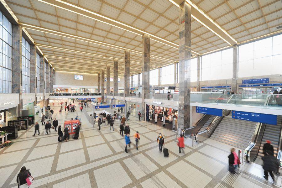 Westbahnhof Wien 5