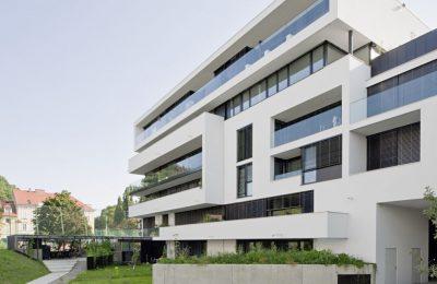 Wohnanlage Geidorf Hoch 3, Graz 1