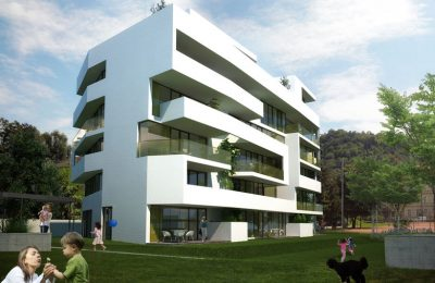 Wohnanlage Geidorf Hoch 3, Graz 2
