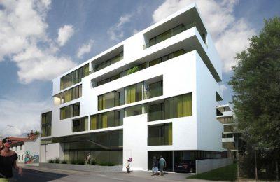 Wohnanlage Geidorf Hoch 3, Graz