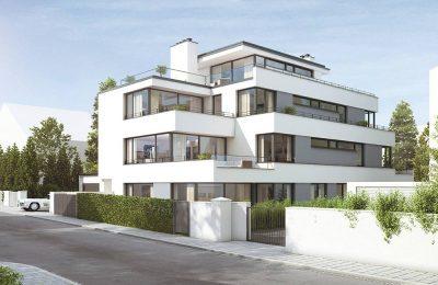 Wohnhaus Osserstraße München