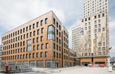 HoHo Seequartier Aspang, Wien 3