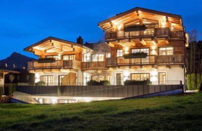 Luxuswohnhäuser Kirchberg, Tirol 2