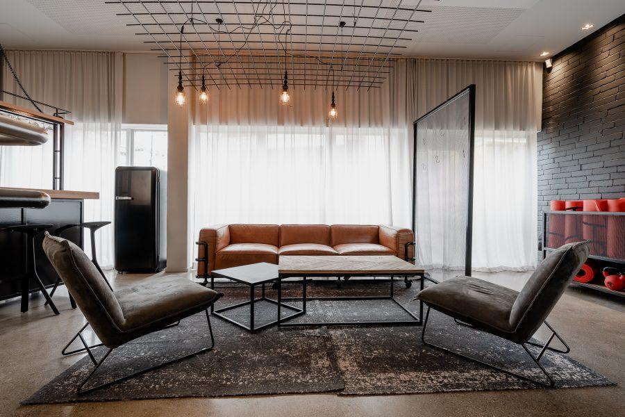 Room 81 - neuer stylischer Mitarbeiterraum fertig und eröffnet 9