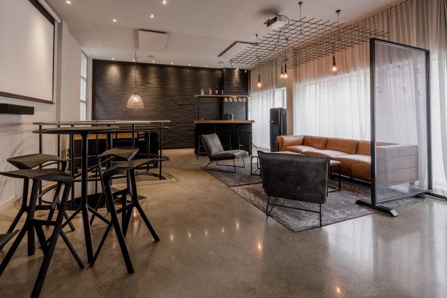 Room 81 - neuer stylischer Mitarbeiterraum fertig und eröffnet 11