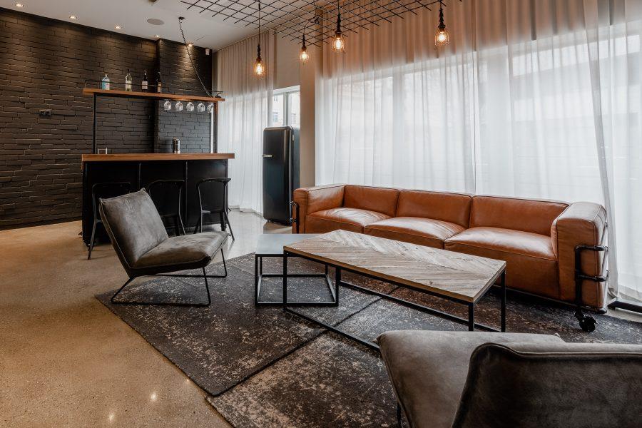 Room 81 - neuer stylischer Mitarbeiterraum fertig und eröffnet 2