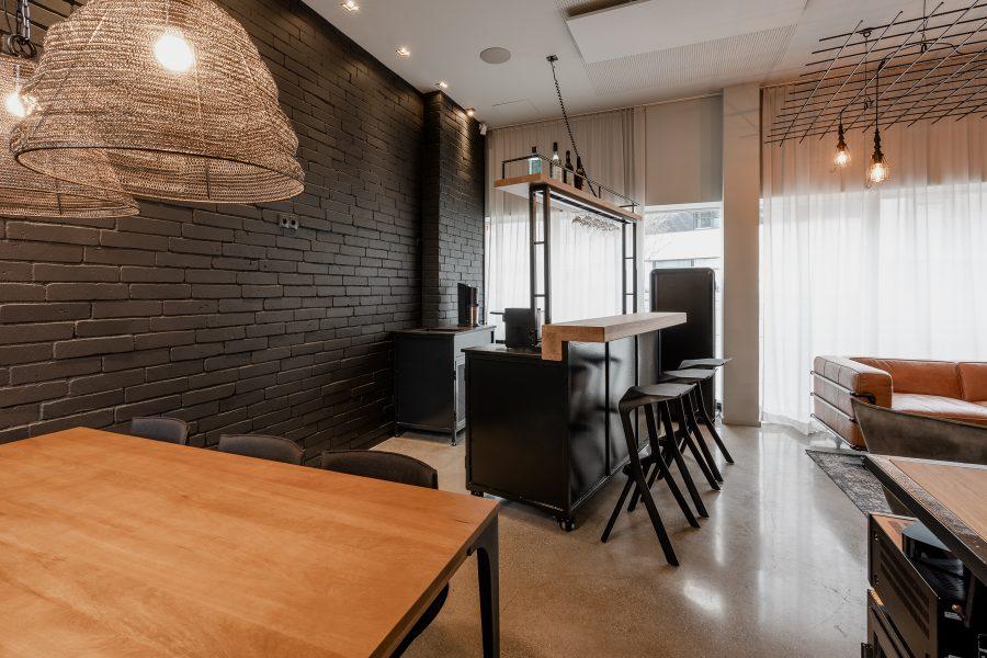 Room 81 - neuer stylischer Mitarbeiterraum fertig und eröffnet 3