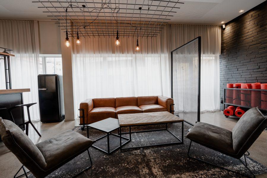 Room 81 - neuer stylischer Mitarbeiterraum fertig und eröffnet 4