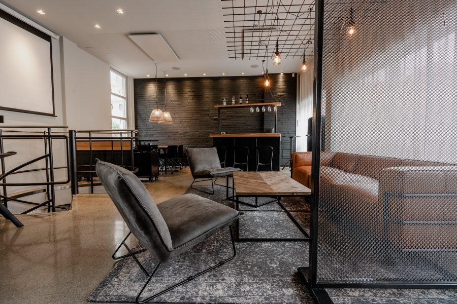 Room 81 - neuer stylischer Mitarbeiterraum fertig und eröffnet 8