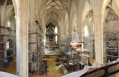 Sanierung und Renovierung Dom Graz 4