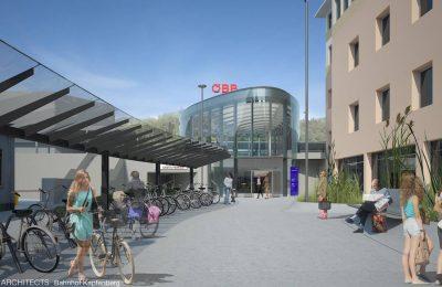 Umbau und Modernisierung Bahnhof Kapfenberg 3