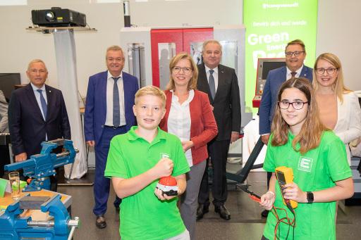 Energie Steiermark eröffnet E-Campus 4