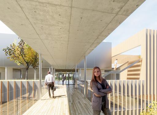 Energie Steiermark eröffnet E-Campus 5 Statik Eisner ZT GmbH Ziviltechniker