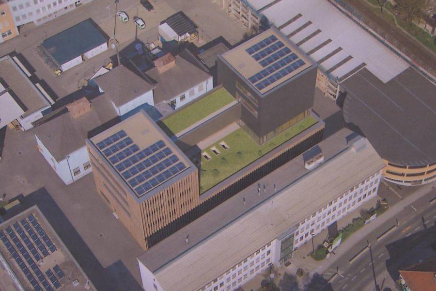 Energie Steiermark eröffnet E-Campus