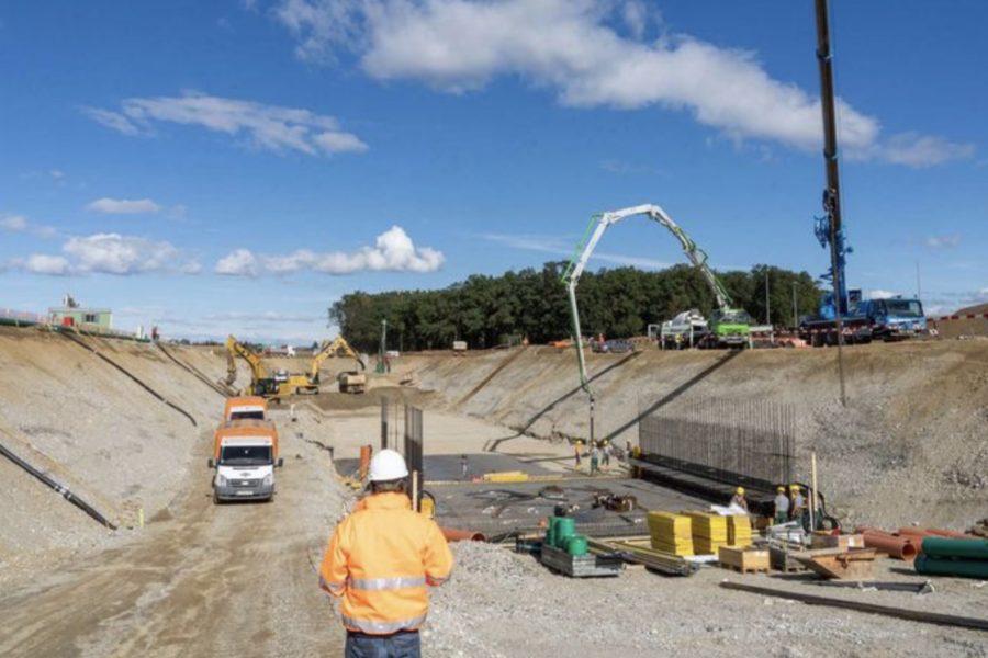 Unterflurtrasse-Koralmbahn – Bauarbeiten gestartet 7