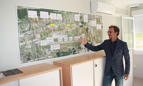 Unterflurtrasse-Koralmbahn – Bauarbeiten gestartetUnterflurtrasse-Koralmbahn – Bauarbeiten gestartet 7