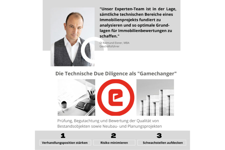 "DUE DILIGENCE als ""GAMECHANGER"" 9"