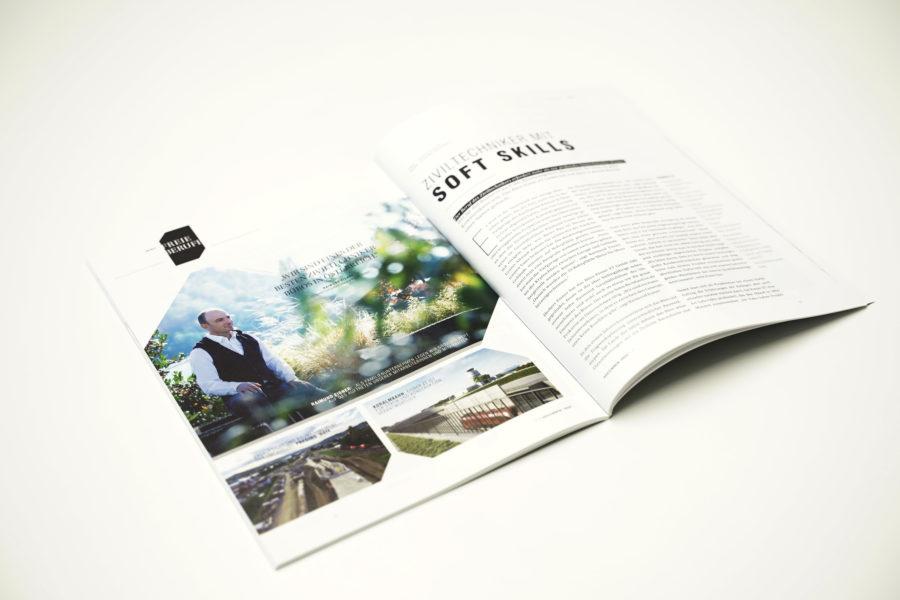 Die Eisner ZT GmbH im Spirit-Magazin