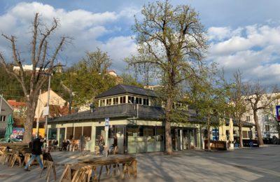 Sanierung Lendplatz Graz