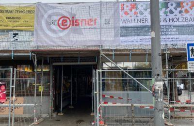 Sanierung Lendplatz Graz 6