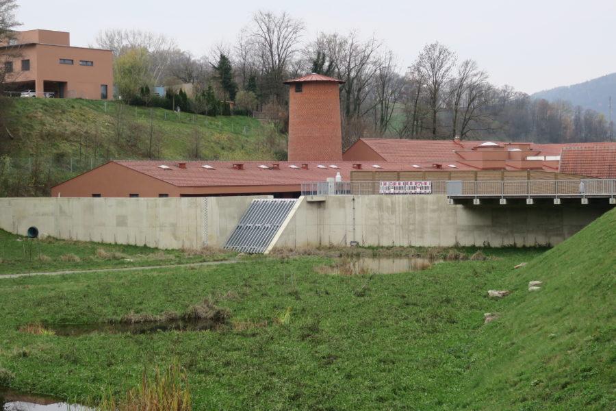 Hochwasserschutz Graz-Andritz Eisner