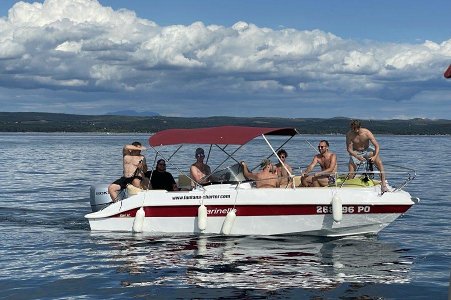 Betriebsausflug: Team Eisner Goes Istria 1