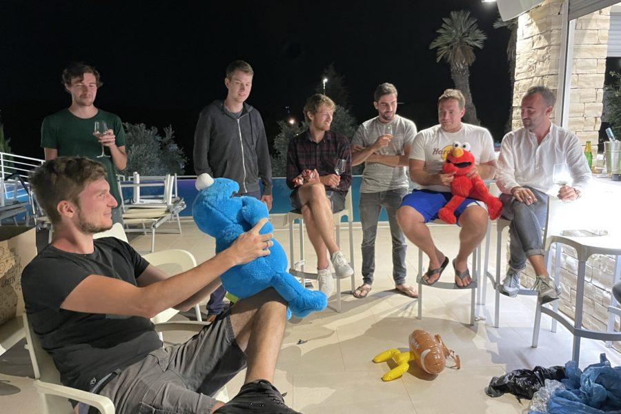 Betriebsausflug: Team Eisner Goes Istria 22
