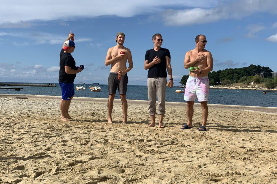 Betriebsausflug: Team Eisner Goes Istria 7